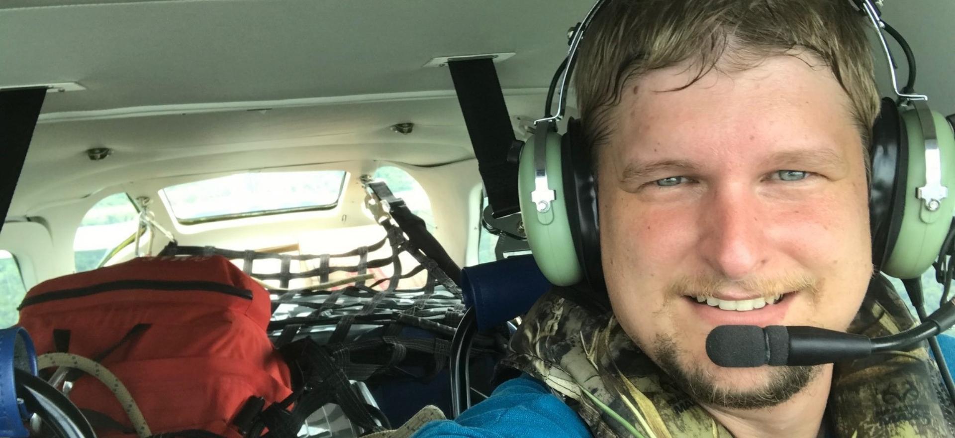 Dois pilotos- um na África, um na Amazônia- e a gente no meio disso tudo… em Uganda, e no Brasil