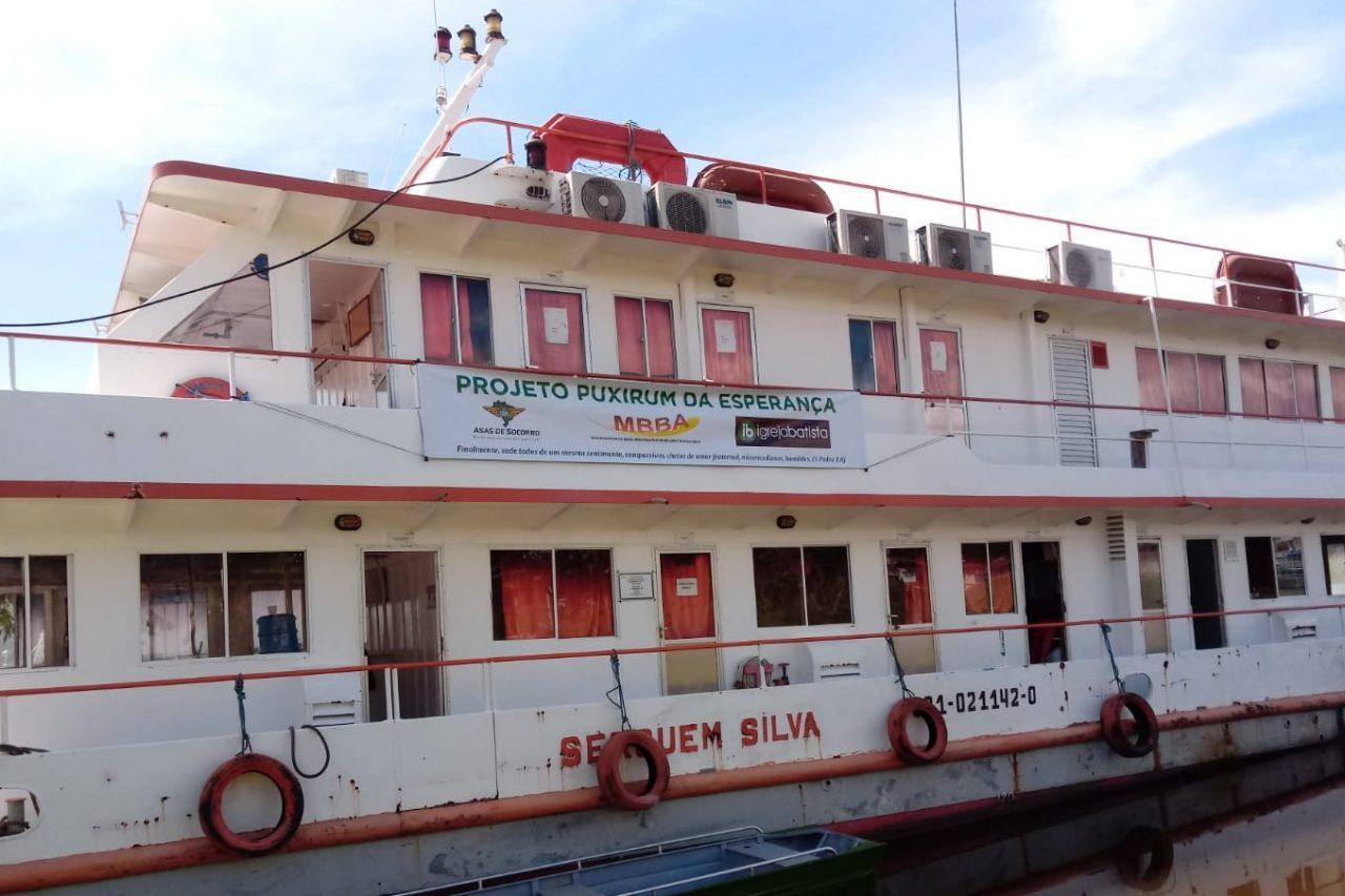 Viagens missionárias para o interior do Amazonas